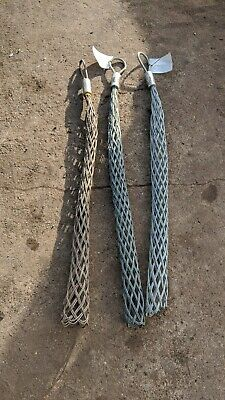 Cable  Grip Wire Mesh Pulling Grip puller Cable Pull Grip cable socks