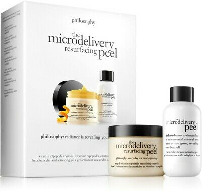 Philosophy The Microdelivery Resurfacing Peel New Boxed