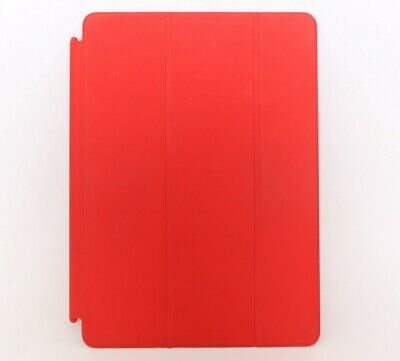 Genuine OEM Apple Smart Cover for iPad 5th Gen,6th Gen,Air & Air 2 RED MR632ZM/A
