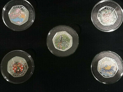 The Pantomime 50p coin collection number 1096 of Edition limit of 2,019