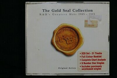 The Gold Seal Collection: R&B's Greatest Hits 1985 - 1995 - FatBox CD (C950)