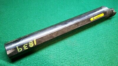 """Kennametal 2"""" Indexable Boring Bar A32-MCLNL4 16"""" OAL FREE SHIPPING"""