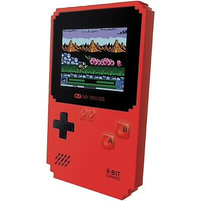 My Arcade Pixel Classic Handheld with 8 Data East and 300 Additional Games