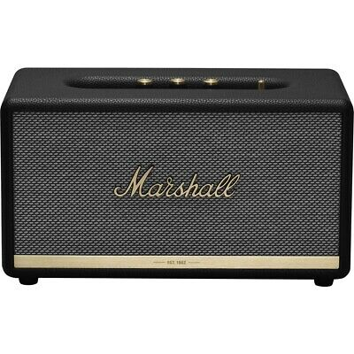 Marshall - Stanmore II Bluetooth Speaker - Black