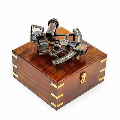 Storage Boxes Nautical Pirate Maritime Astronomical Sextant Decor Anchor NGN38