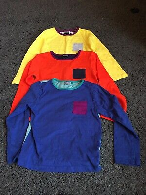 Next Unisex Long Sleeve Tops Age 4-5