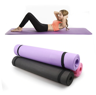 173cm Yoga Mat Anti-slip Blanket EVA Gymnastic Sport Health Fitness Exercise Mat