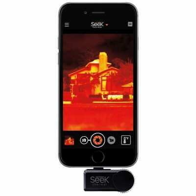 Thermal Compact Camera Universal Compatible with Micro USB Android Phone SEEK