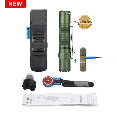 Olight M2R PRO Warrior LIMITED Edition Camo Flashlight w/Remote Switch & Mount