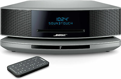 BOSE WAVE SoundTouch® MUSIC SYSTEM IV SILVER BLUETOOTH 1-YEAR FACTORY WARRANTY