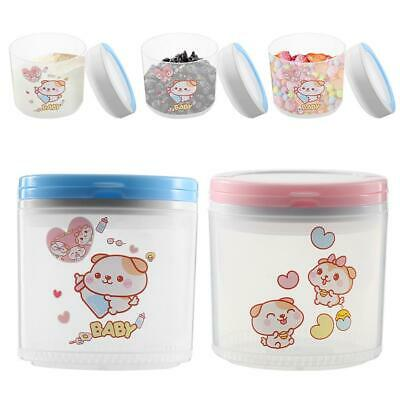 2 Colors Baby Infant Milk Food Formula Dispenser Container Storage Feeding Box