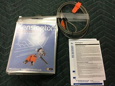 Kingston monitor arm and laptop cable lock