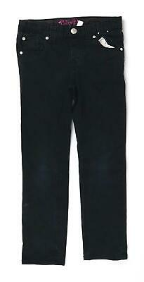 Cherokee Girls Black Jeans Age 8-9