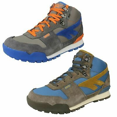 Mens Hi Tec Lace Up Walking Boots Sierra Lite Original WP