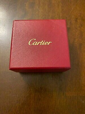 Cartier Earring Gift Box COJO8003 - Outer Gift Box Only (D1)