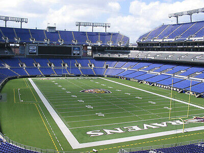 2 CLUB LEVEL tickets Pittsburgh Steelers at Baltimore Ravens 12/29/2019