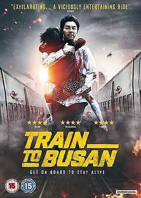 TRAIN TO BUSAN (New) (DVD)