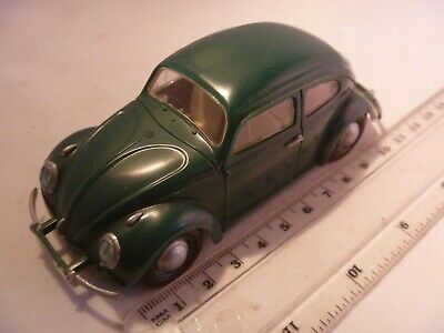 Vintage Airfix Or Revell ? C 1/32 Scale Vw Volkswagen Kafer Beetle Built Kit
