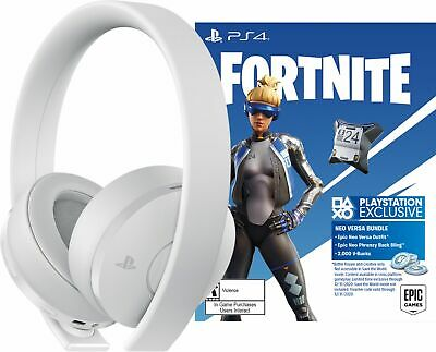 Sony - Gold Wireless 7.1 Virtual Surround Sound Gaming Headset for PlayStatio...