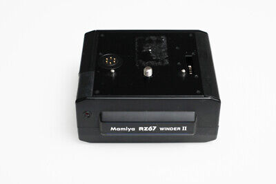 Mamiya RZ67 Winder II - Excellent condition