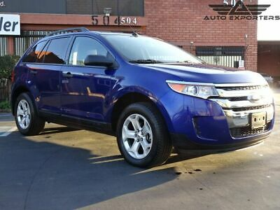 2014 Ford Edge SE 2014 Ford Edge Salvage Damaged Vehicle! Priced To Sell! Wont Last! L@@K!!