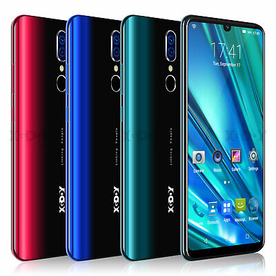 """XGODY 6.3"""" Dual SIM Android 9.0 Smartphone Unlocked Cell Phone For T-Mobile AT&T"""