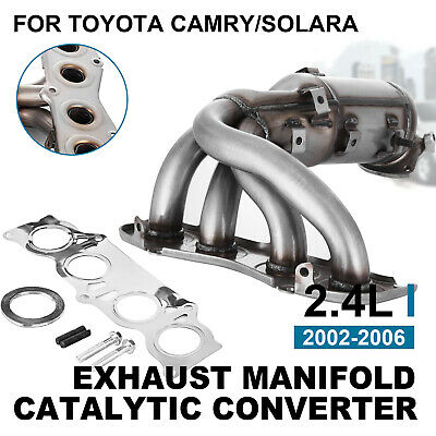 for 02-09 Toyota Camry Intake Manifold w//Gaskets 2.4L, Federal Emissions