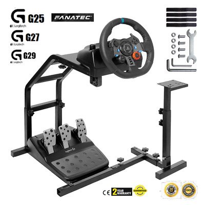 Racing Simulator, Steering Wheel Stand for Logitech G920, G29, G27 and G25