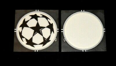 Official Champions League Lextra 03/06 Football Shirt Badge Starball Sporting ID