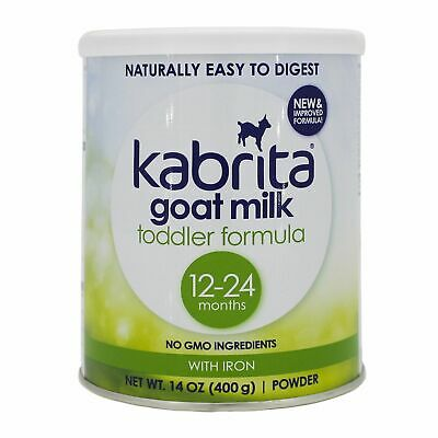 Kabrita Goat Milk Toddler Formula 14 Ounces KB0001
