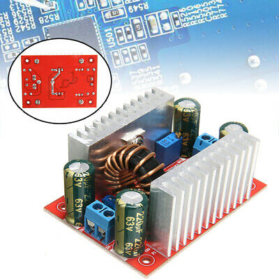 US 2/4 X 400W DC-DC Step-up Boost Voltage Converter Constant Power Supply Module