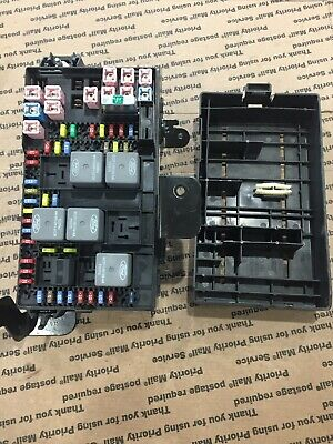 🚘 2005 Ford F250 6.0 Diesel Cabin Fuse Box Junction Panel Relay 5C3T-14A067-Ae