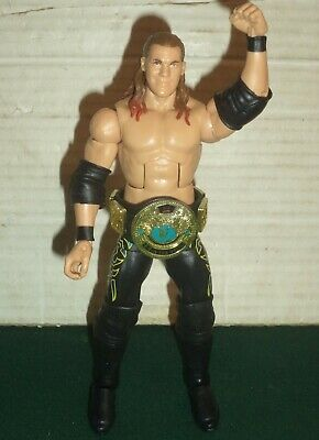 Wwe Wrestling Figure Mattel Elite Defining Moments Chris Jericho With Belt