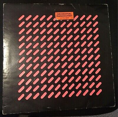 Orchestral Manoeuvres in the Dark  (Vinyl G)