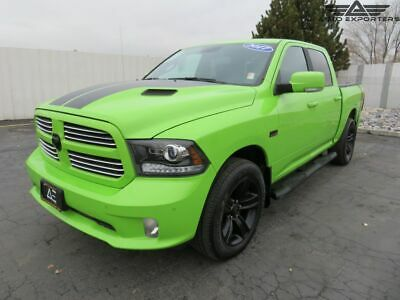 2017 Ram 1500 Sport 2017 Ram 1500 Salvage Damaged Vehicle! Priced To Sell! Wont Last! Must See!!!!
