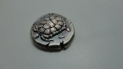 Repro Ancient Coin Greek Aegina Tortoise Stater Silver 999 Free Shipping
