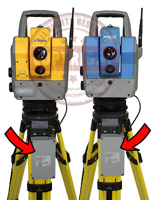 12v Power Data Cable for Trimble 5600 3600 Focus Robotic Total Stations