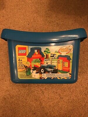 LEGO 4626 Classic Brick Box, Easy Toy Storage, Box Only (No Lid)