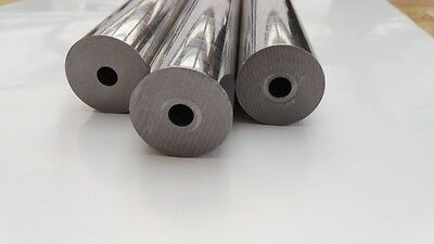 7,63mm - drilled steel rods - drilling - 32 ACP