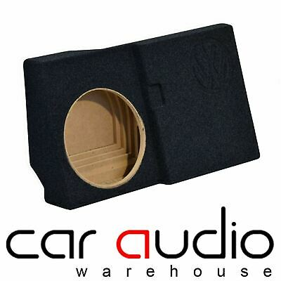 "VW Volkswagen Amarok Left Rear Seat Custom 10"" Car Sub Subwoofer Bass Box"