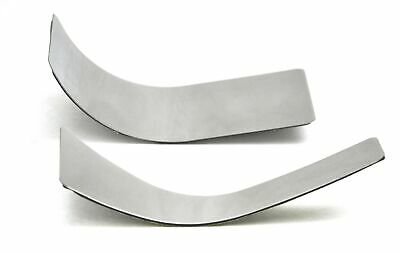Grand General Cup Holder Trims for 379 Peterbilt 2001-05 Stainless Steel #67952