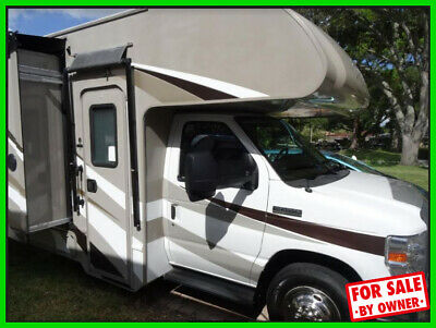 2015 Thor Motor Coach Four Winds 28F 29' Class C Gas Slide BUNK FL c674140
