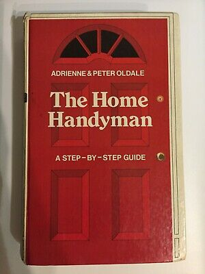 Book The Home Handyman A Step-By-Step Guide