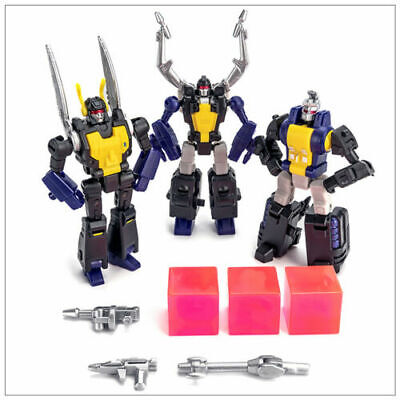 in stock Newage NA H10 H11 H12 Insecticons Set of 3 original Action figure