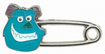 2015 Disney Mike & Sulley Safety Sulley Pin Rare W2