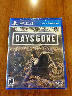 Days Gone (Playstation 4, 2019) NEW! PS4, MAIL IT TOMORROW!