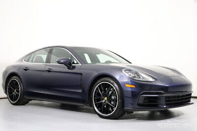 2018 Porsche Panamera 4S 2018 4S Used Turbo 2.9L V6 24V AWD Sedan Premium