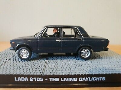 Lada vaz 2105 james bond 007 killing is not playing 1//43 car diecast dy118