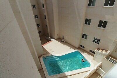 2bed, 1bath furnished Torrevieja, Alicante, Spain. Swimming pool, garage, lift.