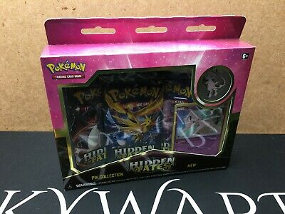 Mew Pin Collection (Hidden Fates) BRAND NEW/SEALED Pokemon Trading Cards